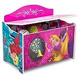 Disney Deluxe Toy Box, Princess