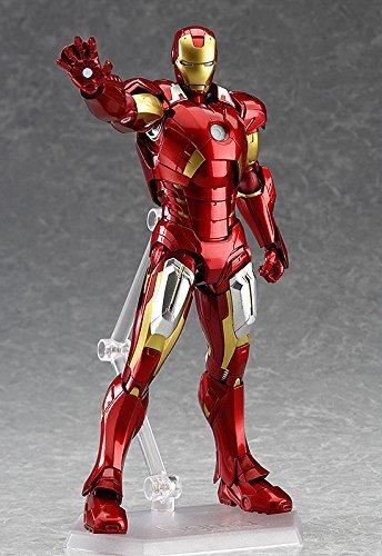 Good Smile The Avengers: Iron Man Mark VII Figma Action Figure (Full Spec (Iron Man Mark 7)