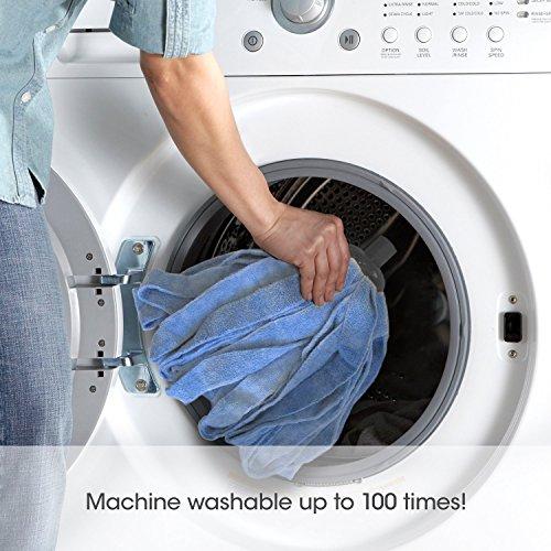 O-Cedar Microfiber Cloth Mop Refill (Pack 10) by O-Cedar (Image #1)