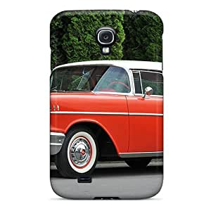 Williams6541 Fashion Protective Chevrolet Bel Air Nomad 1957 Case Cover For Galaxy S4