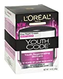 Cheap L'Oreal Youth Code Day/Night Cream Moisturizer, 1.6 FZ (Pack of 3)