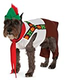 Lederhosen Hound for Pet, Medium