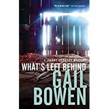 What's Left Behind (A Joanne Kilbourn Mystery)