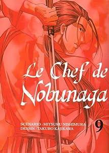 """Afficher """"Le chef de Nobunaga n° 09 Le Chef de Nobunaga"""""""