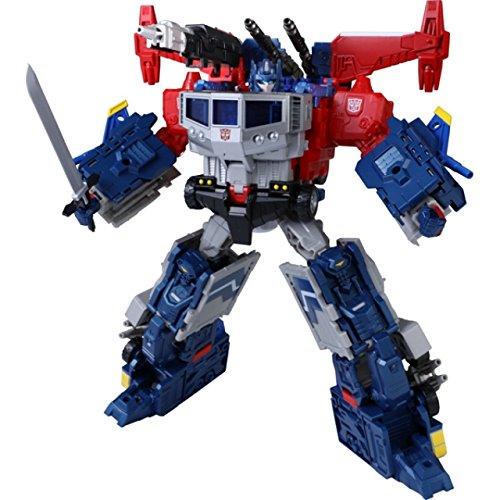 Legends Optimus Prime - Transformers Takara Legends LG-EX God Ginrai