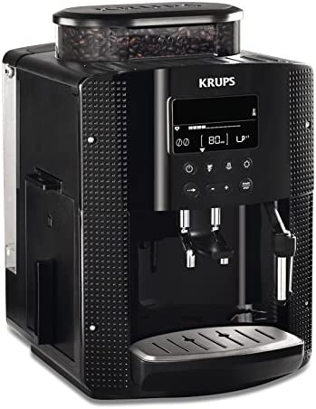 Krups - Cafetière automatique 15 bars Única Noir