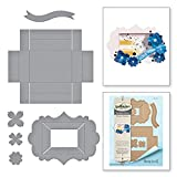 Spellbinders Shapeabilities Tiny Shadow Box Etched/Wafer Thin Die