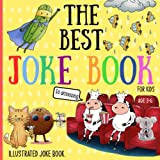 The Best Joke Book For Kids: Illustrated Silly Jokes For Ages 3-6.