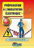 Livre Préparation à l'habilitation électrique - Personnel non électricien B0-H0