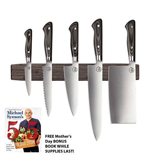 6 Piece Michael Symon Knife Set by Michael Symon's