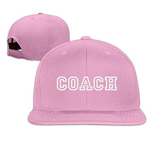 Snapback Hip Flat Bill Solid New Shirt fboylovefor Coach Cap Hop Baseball 164 WZxwC8q747