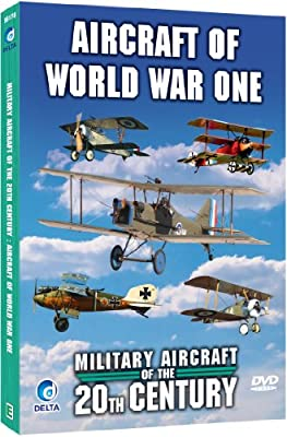 Military Aircraft Of The 20Th Century - The Great War - World War One [DVD]