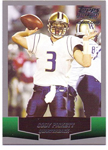 Cody Pickett 2004 Topps Draft Picks & Prospects Rookie #131 - San Francisco 49ers ()