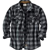 Sporting Goods : Legendary Whitetails Men's Navigator Fleece Button Down Shirt