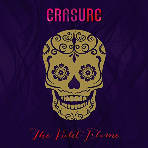 CD : Erasure - Erasure : Violet Flame (2 Disc)