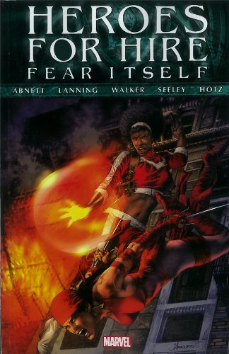 Fear Itself Heroes Dan Abnett product image