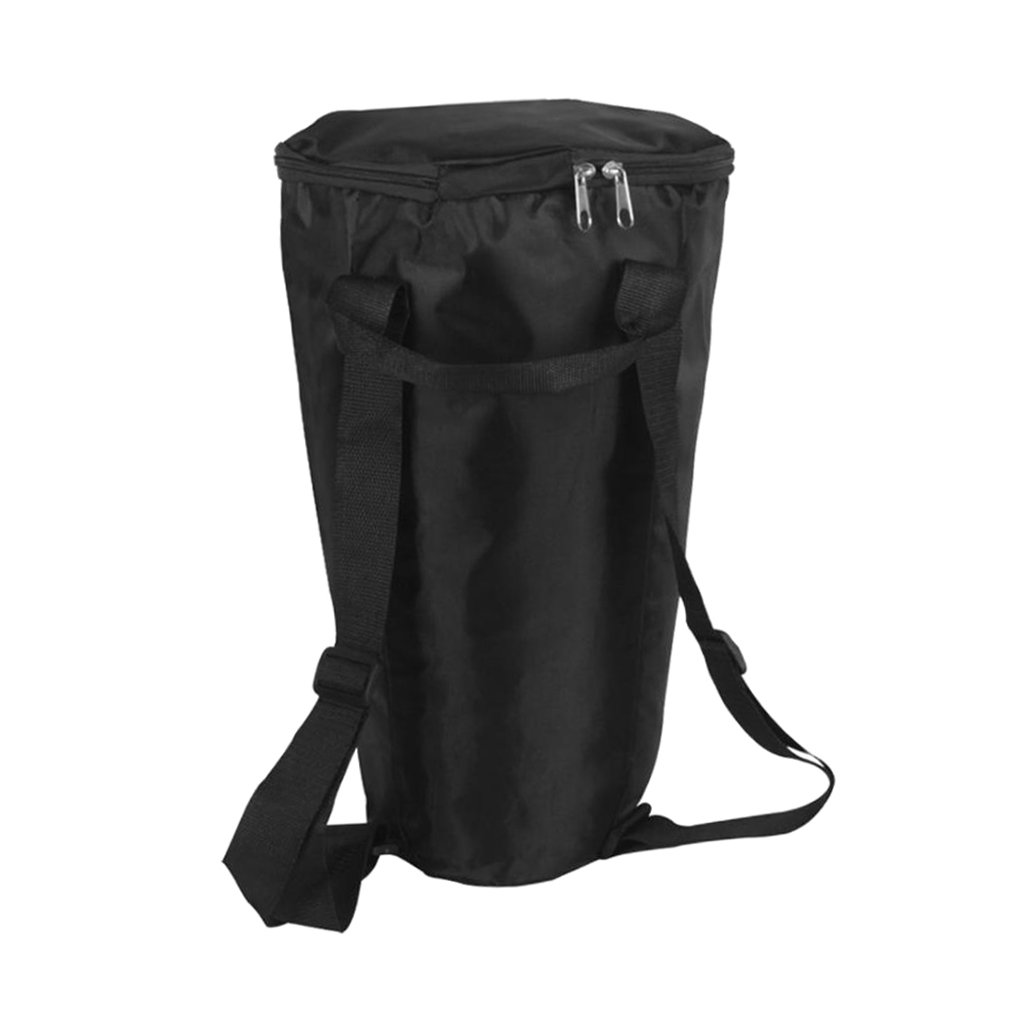 Baoblaze Portable Finest Oxford Fabric 8'' Djembe Storage Bag Organiser Percussion Instrument Accessory