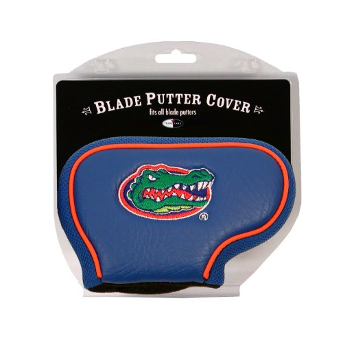 Team Golf NCAA Golf Club Blade Putter Headcover, Fits Most Blade Putters, Scotty Cameron, Taylormade, Odyssey, Titleist, Ping, - Putter Cover Gators Florida