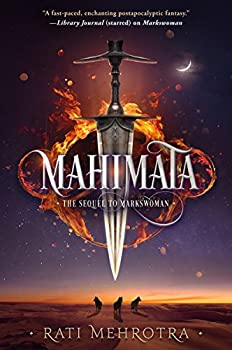 Mahimata by Rati Mehrotra science fiction and fantasy book and audiobook reviews