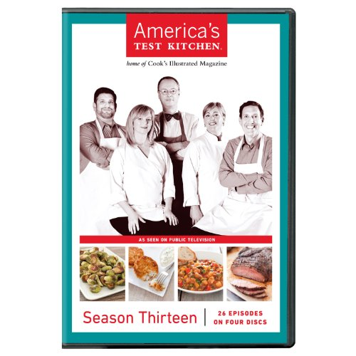 American Test Kitchen S Tv Show Cookbook