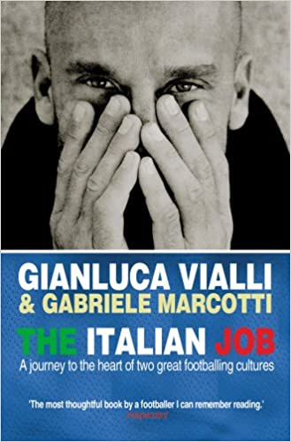 Download The Italian Job: A Journey to the Heart of Two Great Footballing Cultures PDF, azw (Kindle)