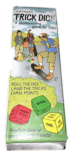 Jortner's Trick Dice