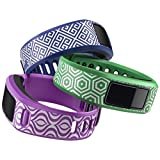 Garmin Vivofit Style Collection Wrist Bands (Small)