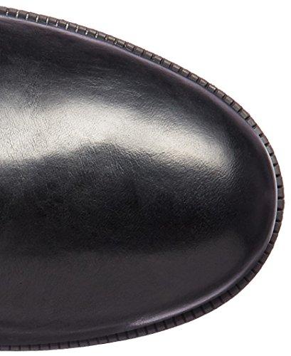 Clarks Calf Boots Mid Oasis Maypearl Black Women's a6wrBaA