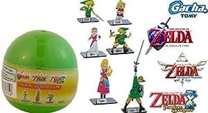 Tomy TYE8171 La Leyenda de Zelda - Figura sorpresa (1 unidad)