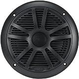 BOSS AUDIO MR6B Marine 6.5'''' Dual-Cone Speakers (Black) Consumer electronic