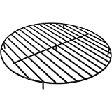 Sunnydaze Round Steel Outdoor Fire Pit Grate, 40-Inch Review