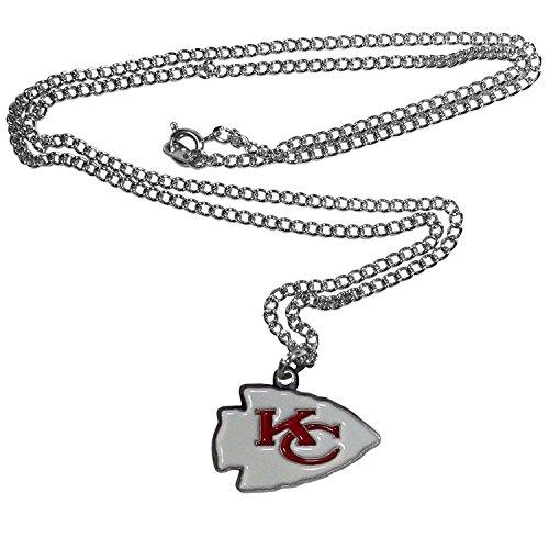 NFL Kansas City Chiefs Logo Pendant Necklace