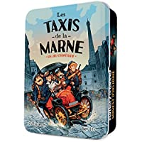 Asmodee TAX01 - Jeu d'ambiance - Les Taxis de La Marne