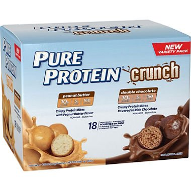 Pure Protein Crunch Chocolate