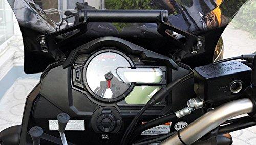 Suzuki V-Strom DL1000 '14-'19 Cockpit GPS bar