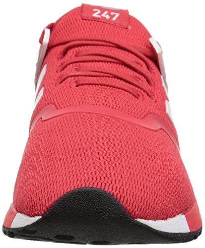 bianco Mrl247d1 New Balance Rosso Sneaker Uomo qcvwT8