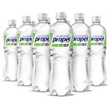 Propel, Kiwi Strawberry, Zero Calorie Sports Drinking Water with Electrolytes and Vitamins C&E, 16.9 Ounce Bottles (Pack of 12)