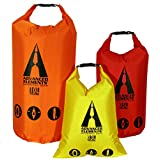 Advanced Elements Pack Lite Roll Top Dry Bag (Set of 3)