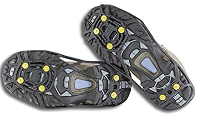 BlizeTec Traction Cleats for Snow and Ice (2 Sets)