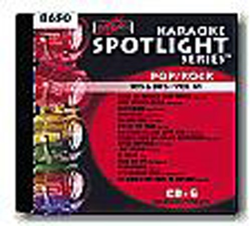 Sound Choice Spotlight CDG SCG8815 - Hits Of Pat Benatar - Vol. 1