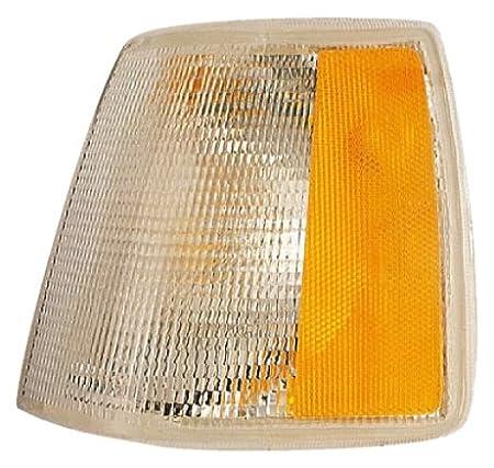 Eagle Eyes VO2521104V VV032-U000R Volvo Passenger Side Park Signal Lamp Lens and Housing