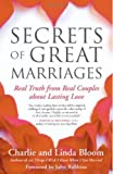 Secrets of Great Marriages, Linda Bloom and Charlie Bloom, 1577316789
