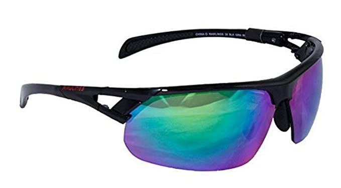 f7da8631ed Image Unavailable. Image not available for. Color  Rawlings 28 Black  Sunglasses 10224615