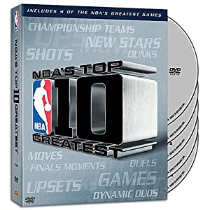 NBA's Top 10 Greatest Collection