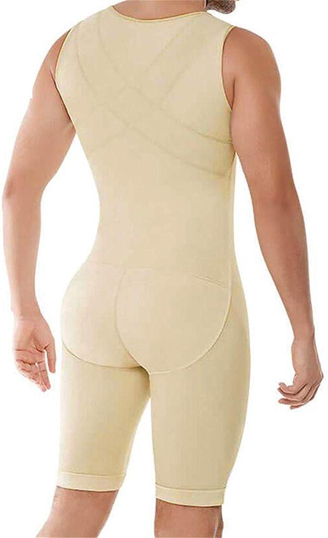 Body Shaper Pandodut Body de Faja para Hombre Control de Barriga Adelgazamiento Compresi/ón Camisetas