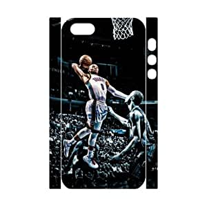 Customized case Russell Westbrook Diy 3D Case for iPhone 5,5S UN872723