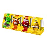 M&M's Mini's Tube Stocking Stuffer Milk Chocolate 4-Pack, 120-Gram