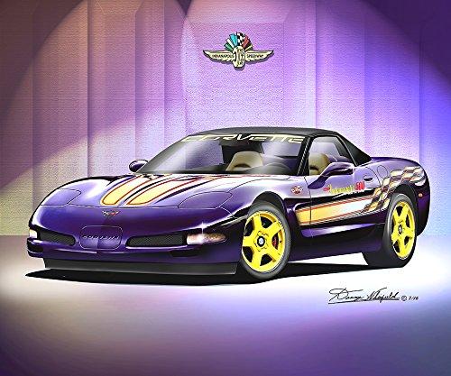 1998 Corvette Indy Pace Car - 2