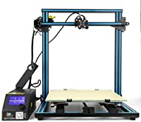 3D Printer Creality CR-10S 500 Blue 3D Printer 500×500×500mm Large Building Volume 0.05mm Cura PLA Free Filament & Tool Box from Creality 3D