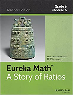 Amazon com: Eureka Math Set Grade 6 (9781118965313): Great